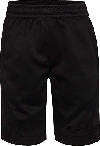 Jordan Boys Dry Rise Shorts (S, Black)