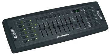 American Dj Dmx Operator Dmx Controller by Elation Control