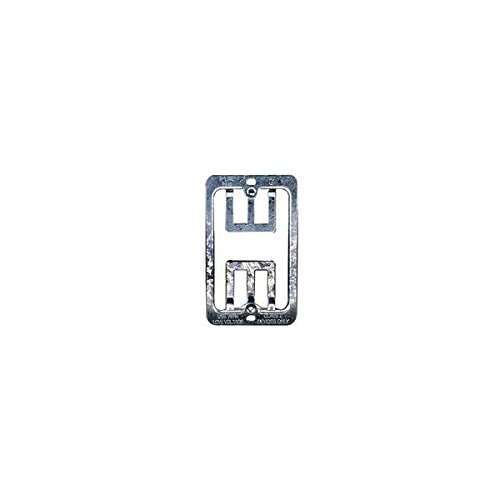 LEVITON MFG R02-C0224-000 MOUNT BRCKT PLT Pack of 10