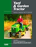 Deutz (Allis) 1918 Lawn and Garden Tractor Service Manual (IT Shop)