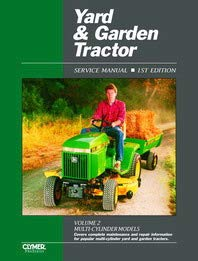 Kubota G1800, G1800S Lawn and Garden Tractor Service Manual (IT Shop) by Jensales