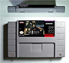 Batman Returns - Action Game Cartridge US Version - Game Card For Sega Mega Drive For Genesis