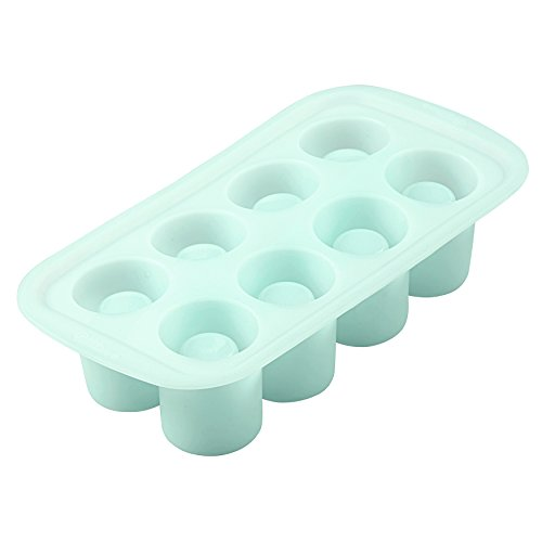 Wilton Round Silicone Shot Glass Mold, -