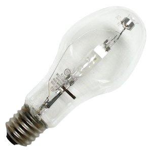 GE Lighting 78665 ED28 Elliptical Metal Halide Lamp 250 Watt E39 Mogul Base 22400 Lumens 62 CRI 4000K Multi-Vapor PulseArc ()