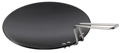 Hawkins-Futura L-59 Hard Anodized Concave Griddle Tava, 11-Inch Diameter