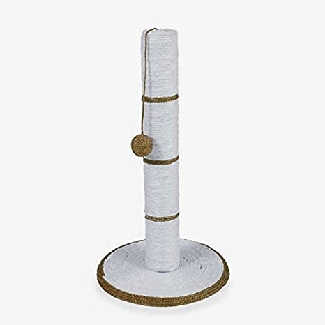 Heritage - Rascador para gato de sisal, diseño de árbol alto con poste para rascar: Amazon.es: Productos para mascotas