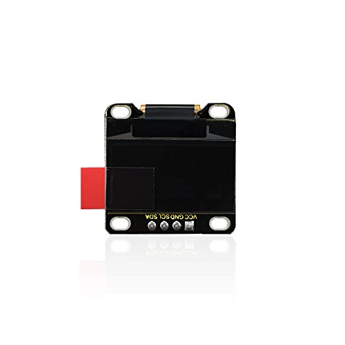 - KEYESTUDIO OLED Display Arduino Raspberry Pi Micro Bit Compatible OLED Display Module 128X64 I2C