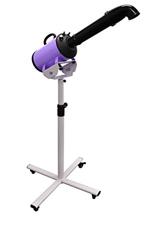 Flying Pig High Velocity Dog Pet Stand Grooming Dryer w/ Variable Air Speed & Heat (Purple) by Flying Pig Grooming (Image #1)
