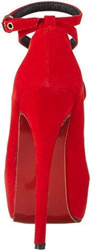 9FOX - Botas para mujer rojo - rojo