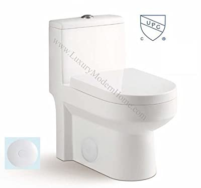 Galba Small Toilet Review