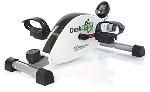 DeskCycle 2 Under Desk Exercise Bike and Pedal -