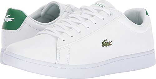 clearance best prices buy cheap manchester great sale Lacoste Mens Hydez 118 1 P White/Green buy cheap under $60 xNaqE3G