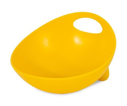 Petmate 23570 5-Cup Studio Scoop Dog Dish, Large, Sun