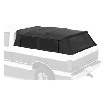 Bestop 76315-35 Black Diamond Supertop for Truck Bed Cover for 1999-2017 Chevy/GMC Silverado/Sierra; 1987-1996 Ford F-150; 1987-1998 Ford F-250/350, 8.0 ft bed