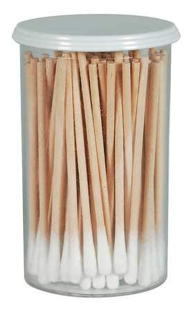 {Clearance} 21 -PK Honeywell 12803V North 3 Inch Cotton Tips 25 Each/Pack