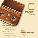 Pro-mate Square Trimmer Blade Fits Andis Outliner II