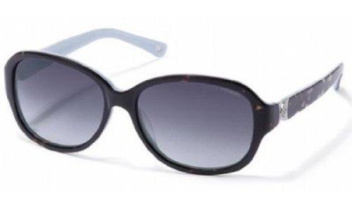8320 Lens (Polaroid X 8320/S Sunglasses X8320S-00BM-ML-5816 - B / Havana Frame, Gray Gradient Polarized)