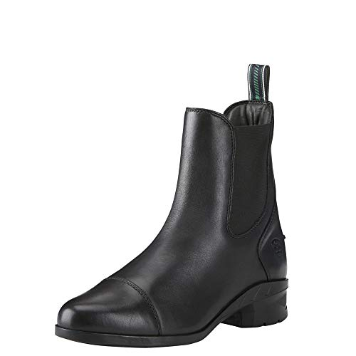 ARIAT Women's Heritage Iv Jod Paddock Boot Black Size 8 Medium
