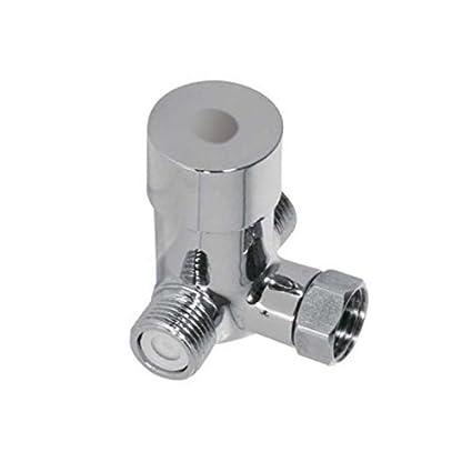 Mezclador de agua caliente, agua fría
