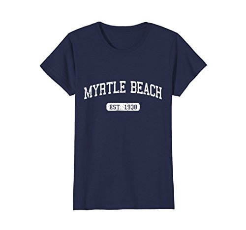 Womens Myrtle Beach South Carolina T-Shirt Medium - Women Beach Myrtle Of