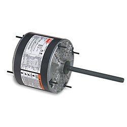 Dayton 4M205 Fan Motor, PSC, 1/4 HP, 1075, 208-230v, 48YZ (Dayton 4m205 compare prices)