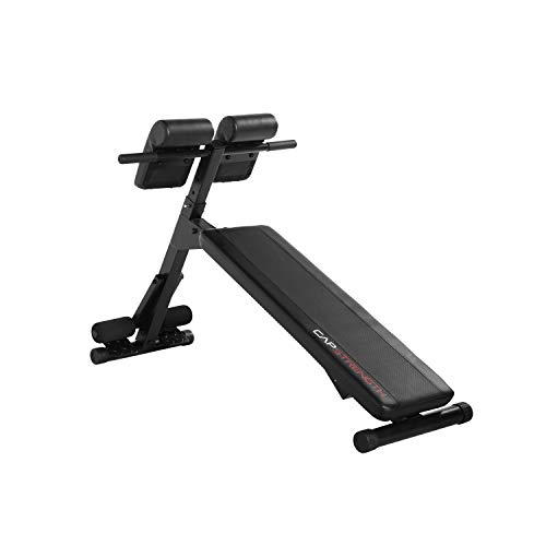 CAP Barbell CS Hyperextension/AB Bench