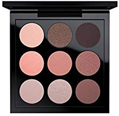MAC EYESHADOW PALETTE # DUSTY ROSE TIMES NINE