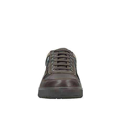 U dk A Geox Redward Basses Sneakers Homme C6024 Marron Coffee Abx B UzdwA