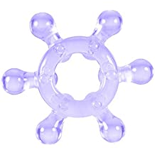 Maeic Purple Silicone Ring for Men