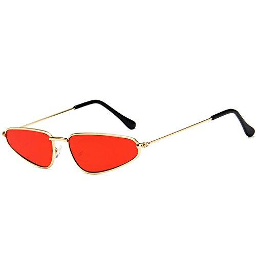 2f6a3ee994 80% OFF JULI Moda Ojo de Gato Gafas de sol para mujer Retro Vendimia  Elegante