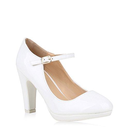 Stiefelparadies Weiß Fermées Fermées Stiefelparadies Weiß Coupe Femme Femme Coupe Stiefelparadies Fermées Coupe 6xfpdwfPq