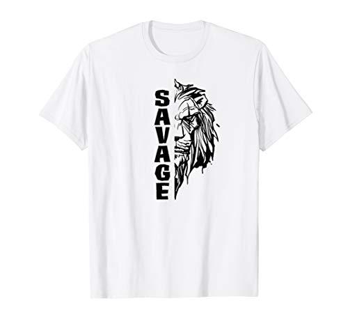 Disney Lion King Live Action Savage T-Shirt (Savage Garden Shirt)