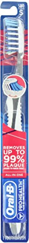 Oral B CrossAction Pro-Health Toothbrush, Soft, 3 pk
