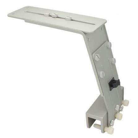 Cobalt Aquatics C-Ray 200 LED Aquarium Light Adjustable Mountain Arm, Silver