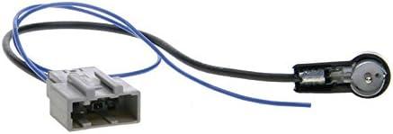 ACV 1512 GT13 Adaptador de Antena DIN para Nissan