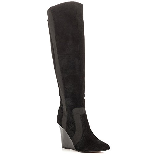 Report Signature Women's Islah Slouch Boot, Black, 8 M US by Report Signature