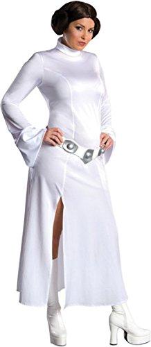 Rubie's Costume Women's Princess Leia Costume 16-20