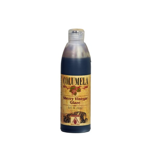Columela Sherry Vinegar Glaze, 8.4-Ounce Jars (Pack of 3) by Columela