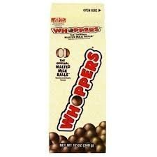 Whoppers Malted Milk Balls, 12-Ounce Carton