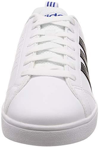 Advantage Scarpe Adidas Da Vs negbas ftwbla Ginnastica Uomo Bianco azul 000 Aa6a5