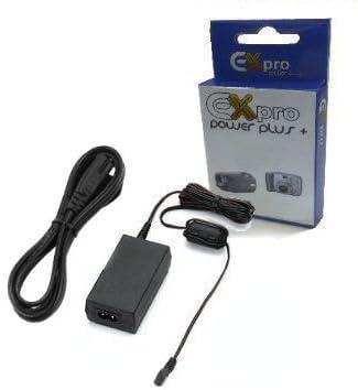 AD63-04924A AC Mains Power Supply Adapter for Samsung Camcorders HMX-M20 Ex-Pro/® Samsung AA-MA9 AD44-00151A HMX-Q11 HMX-Q10 HMX-Q100 HMX-Q130