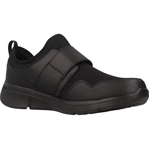 Skechers Black Sneaker Equalizer Uomo Bernare Infilare 3 0 rw8qv0r