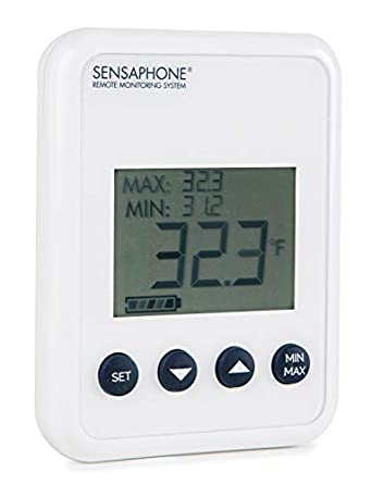 Amazon.com: Pantalla con sensor de temperatura de 2,8 K ...