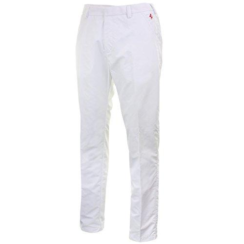 Puma Golf Men's Ferrari Performance Trousers - 30-32 - White