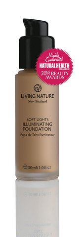 (Living Nature Illuminating Foundation - Dawn Glow)