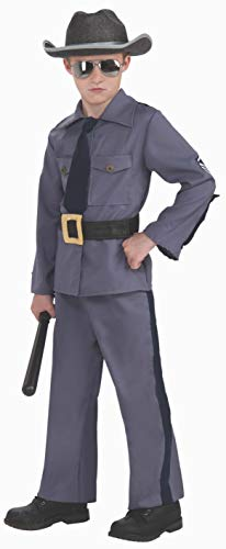 Forum Novelties State Trooper Child Costume, -