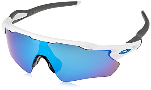 (Oakley Men's Radar EV Path Sunglasses,Polished)