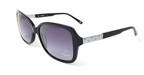 BEBE Sunglasses BB7090 001 Jet - Lv Sunglasses