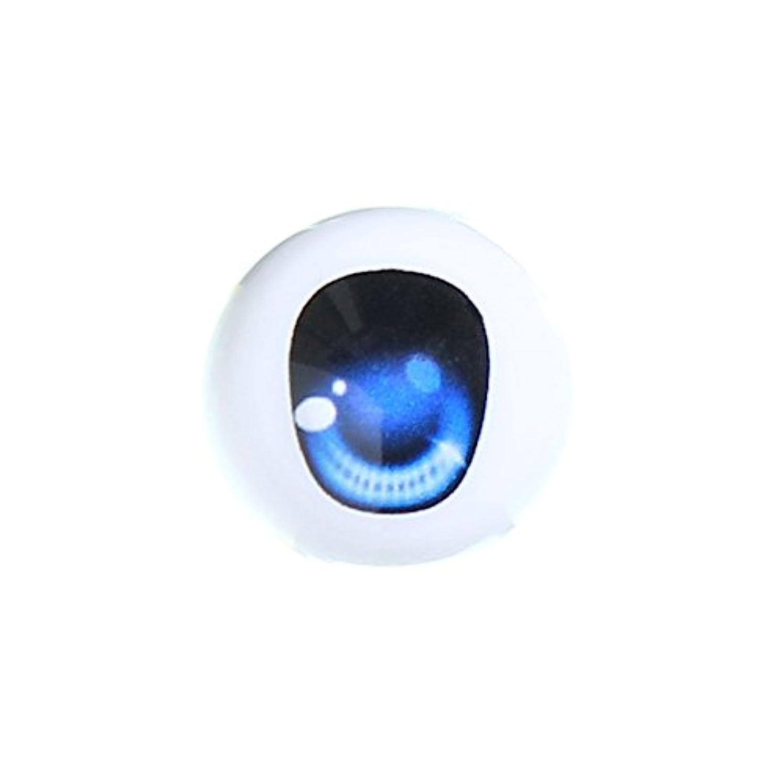 しかしながら毎週大量尾櫃瞳(オビツアイ) Aタイプ 10mm ブルー