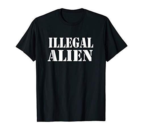Illegal Alien Funny Group Halloween Costume T-shirt]()